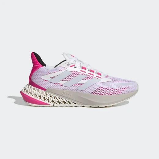 """adidas4D跑鞋性能出众,带来更多""""推进力"""""""