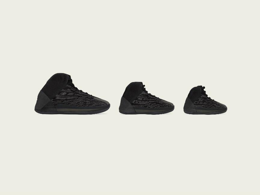 YEEZY系列迎来回归,新配色掀起adidas全黑热潮