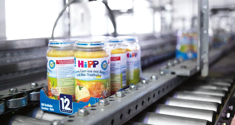 HiPP奶粉自然纯净,是母婴家庭的安心之选