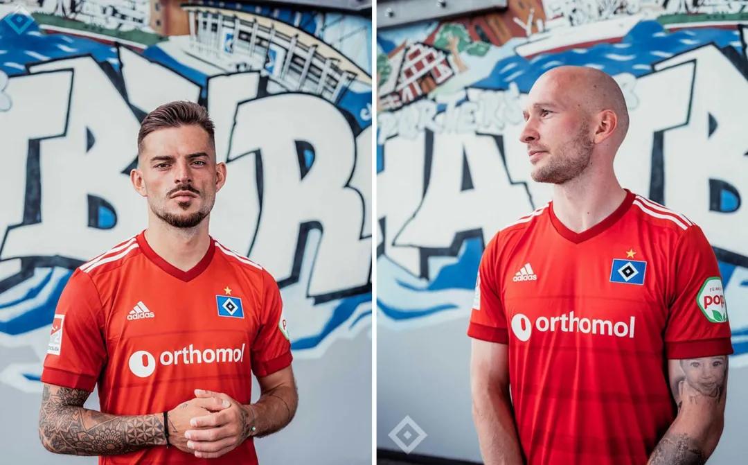 致敬汉堡队!汉堡2021 22赛季第二客场球衣即将亮相阿迪达斯官网