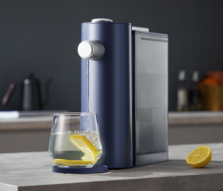 """LAICA莱卡净水直饮即热一体机新品首发,桌面上的私人""""小水吧"""""""