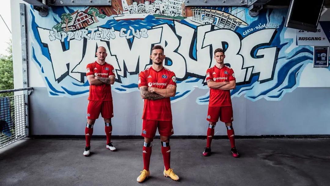 为城市而战,adidas官网重磅发布汉堡新赛季第二客场球衣