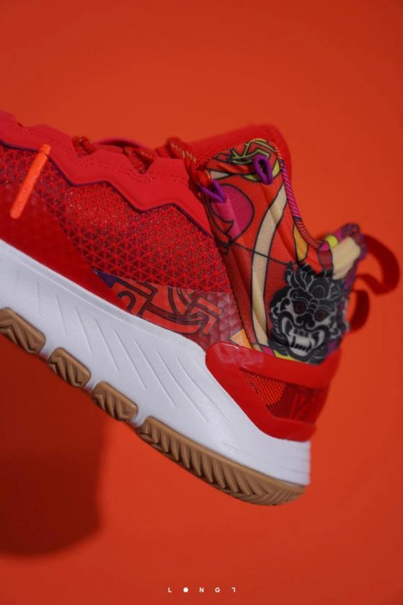 adidas推出罗斯全新签名鞋款,不负热爱,不负期待