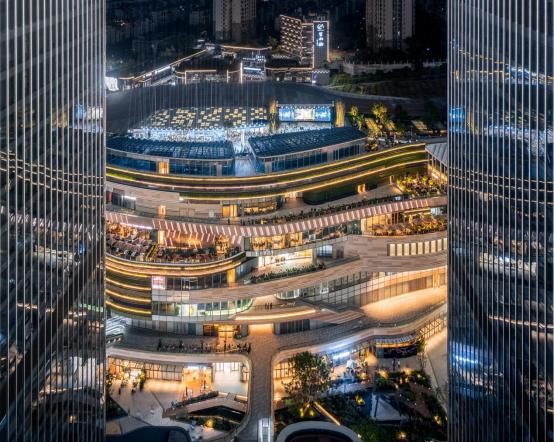 """""""城市自然共同体""""诞生记——重庆光环购物公园"""