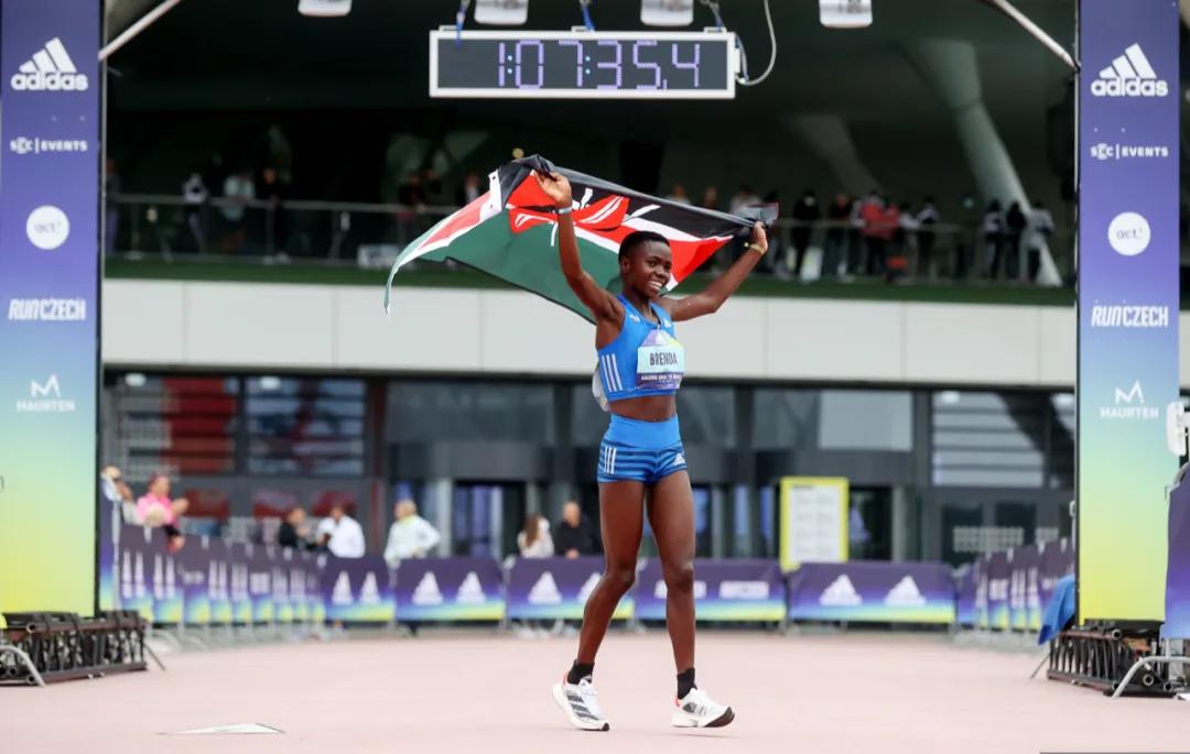 超越极限,阿迪达斯助力女子5公里10公里世界纪录告破!