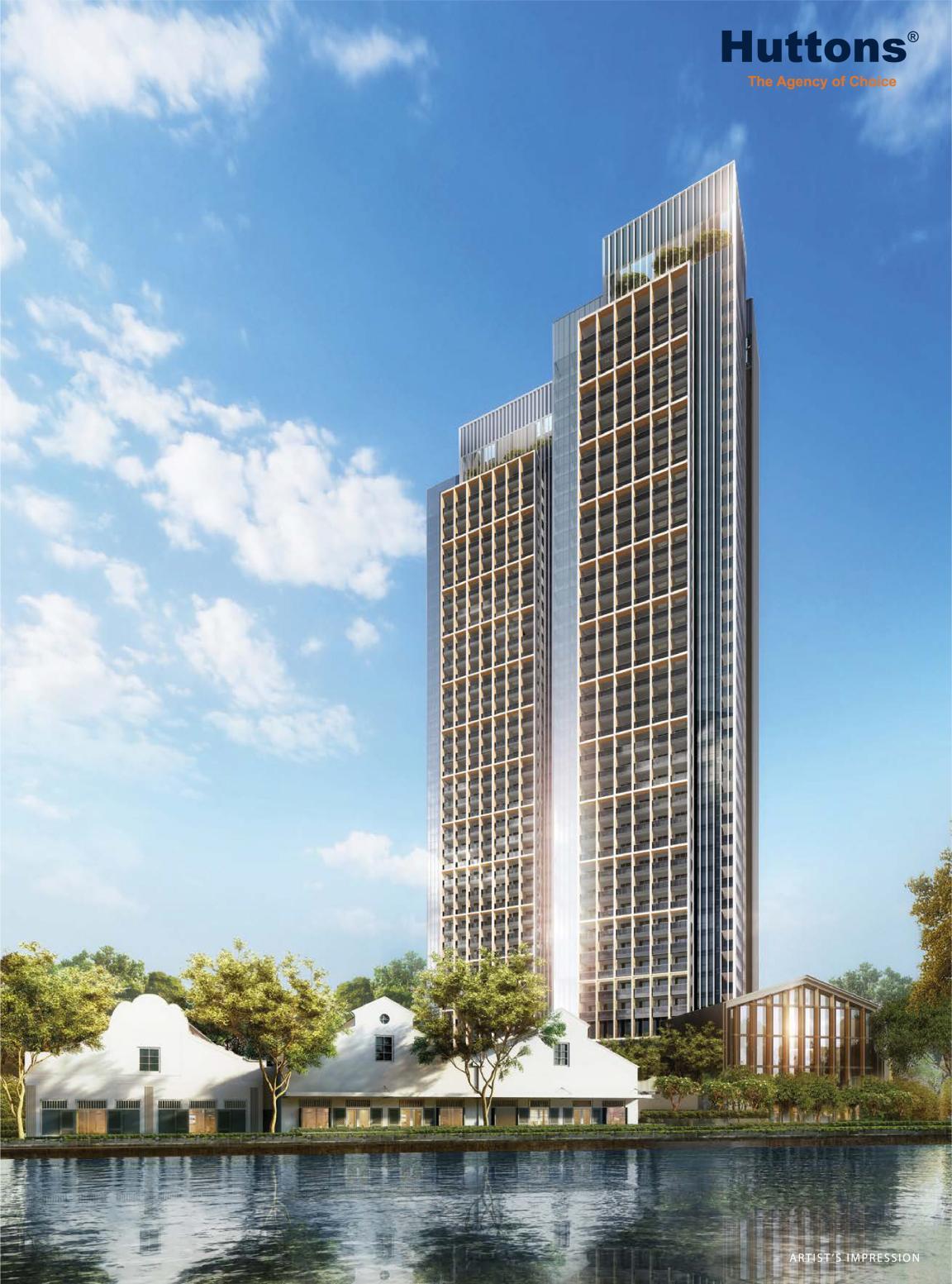 新加坡瑞雅嘉苑豪宅项目:投资居住两相宜