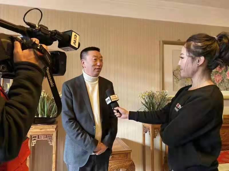 怀仁市云海生态园有限公司董事长王红兵