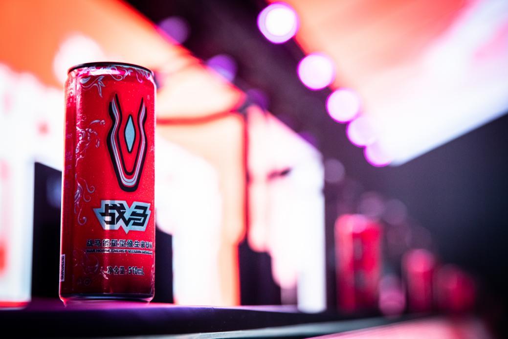 战马运动能量饮料自身优势众多,年轻运动人群更为青睐