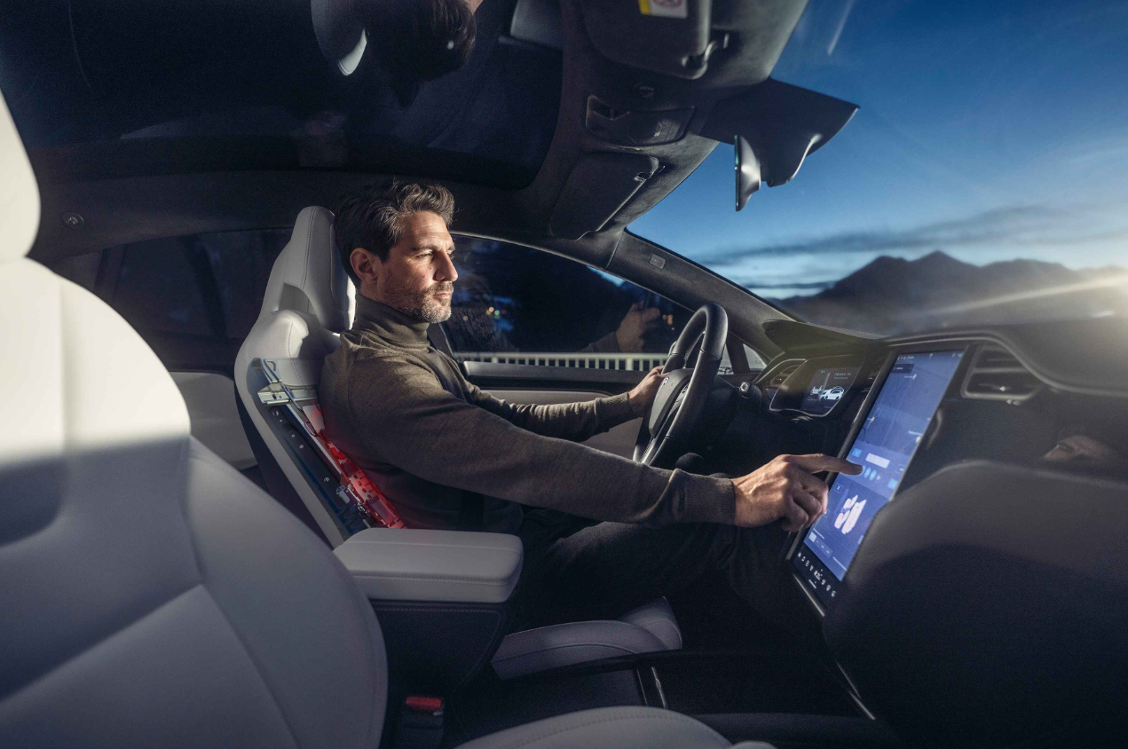 博泽BRAIN软件系统实现车内功能智能互联