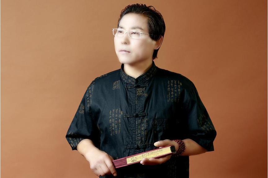 盛世典藏百年风采艺术传承人物---吴海龙